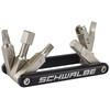 SCHWALBE Multitool - Outil - avec outil pour valve noir